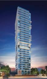 Edifício W Batista Campos, 2 suítes, com 100m²