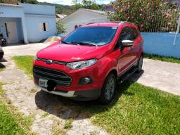 Ecosport freestyle 1.6 manual 63000km