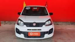 Fiat Uno 2020 Attractive Evo 1.0- Jamille 75- *
