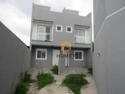 Sobrado com 3 dormitórios à venda, 85 m² por R$ 299.000 - Sítio Cercado - Curitiba/PR