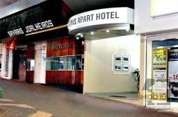 Apartamento com 4 dormitórios para alugar, 468 m² por R$ 3.500,00/mês - Centro - Foz do Ig