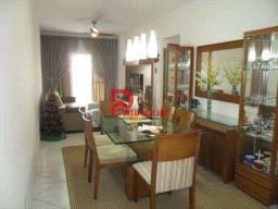 Apartamento à venda com 3 dormitórios em Guilhermina, Praia grande cod:881