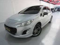 308 2013/2014 1.6 GRIFFE THP 16V GASOLINA 4P AUTOMÁTICO