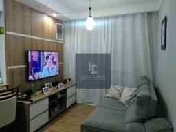 Apartamento com 2 dormitórios à venda, 58 m² por R$ 351.063 - Vila Aurocan - Campinas/SP