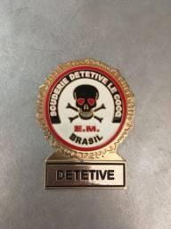 Distintivo Detetive Le Cocq
