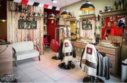 Passo barbearia (barbershop) montado