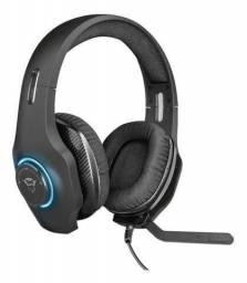 Headset Gamer Rgb Gxt 455 Torus 50mm - Trust 7.1