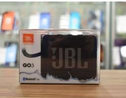Caixa JBL Go 3 novas lacradas com 1 ano de garantia