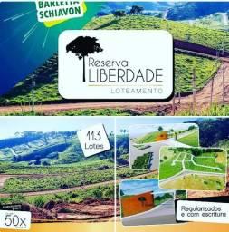 Loteamento Reserva Liberdade, a 3 km do centro de Ubá MG
