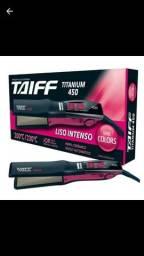 Prancha profissional Taiff titanium 450