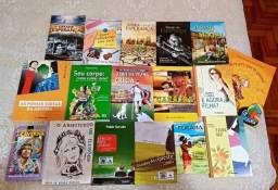 Kit de Livros Didáticos + Infantis
