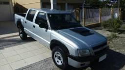 S10 turbo diesel cabine dupla - 2010