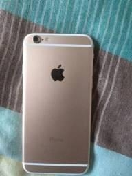 Vendo iPhone 6 aparelho tá bem conservado t