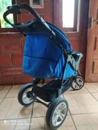 Carrinho de bebê Lenox três rodas