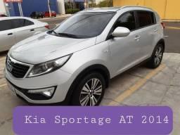 Kia Sportage LX AT 2.0 2014/Novo - 2014
