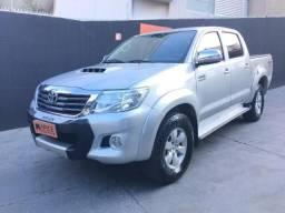 Toyota Hilux SRV 3.0 Diesel 4X4 Automática - 2013 - 2013