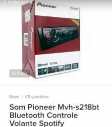 Pioneer bluetooth e usb top lançamento só hj RS 280