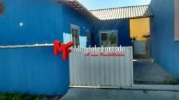 1130 - Linda casa de 1 quarto com quintal, ótima rua e bairro Unamar Tamoios