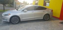 Ford Fusion 2018 awd - 2018