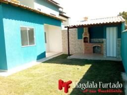 1132 - Casa com 1 quarto em ótimo rua do bairro Unamar Tamoios