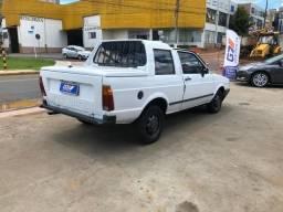 Saveiro Branca diesel - 1992