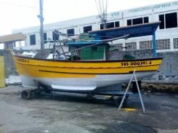Barco Arrasto Camarão