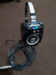 Fone de ouvido Porta Pro