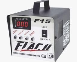 Carregador inteligente de bateria 15A