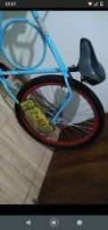 Bicicleta monark personalizada