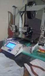 Impressora 3D VOlt3D cartesiana perfeito estado