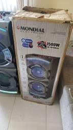 Caixa Amplificadora Multiuso  Sound Bivolt Cm-12 - Mondial