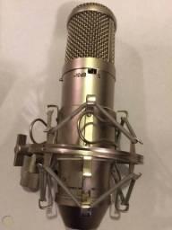 Microfone condensador CAD GLX3000 - 1.000$