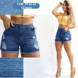 Vendo Shorts E Calças Com Lycra