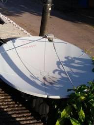 Antena da SKY pre paga usada