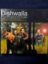 CD Dishwalla - And You Think Know What Life's About