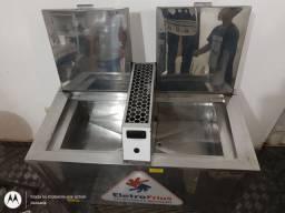 Máquina De Fazer Picolé Semi NOVA