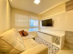 Infra completa, 1 dormitório decorado, esperando você