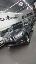 Toyota Hilux Srv 2017 Aut. Beira Rio Veículos Revisões na Autorizada