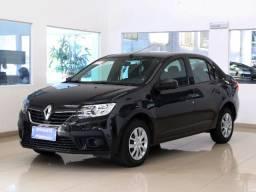 Renault Logan life 2020 carro novo sem detalhes
