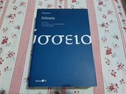 ODISSEIA de HOMERO - Edição Bilíngue