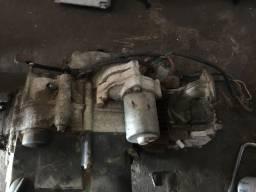 Motor da Shineray sem embreagem