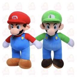 Título do anúncio: Mario e Luigi - Pelúcias