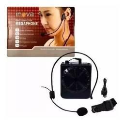 Megafone Amplificador De Voz D-k150 Inova
