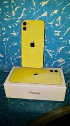 Iphone 11 Amarelo 128g