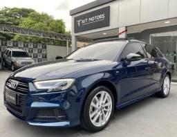 Novo Audi A3 Sportback Prestige Plus 2020 TOP c/ Apenas 1 mil km rodados!