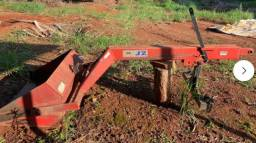 Pá concha traseira agrícola