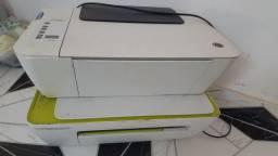 2 impressora funcionando do uma q está faltando cabo usb