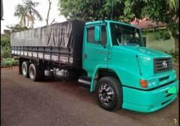 Mercedes 1620 truck Graneleiro