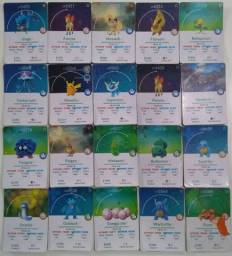 Cards Pokémon, Pokémon Go e Yu-Gi-Oh