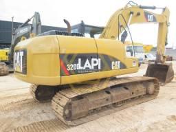 Escavadeira CAT 320D 2011